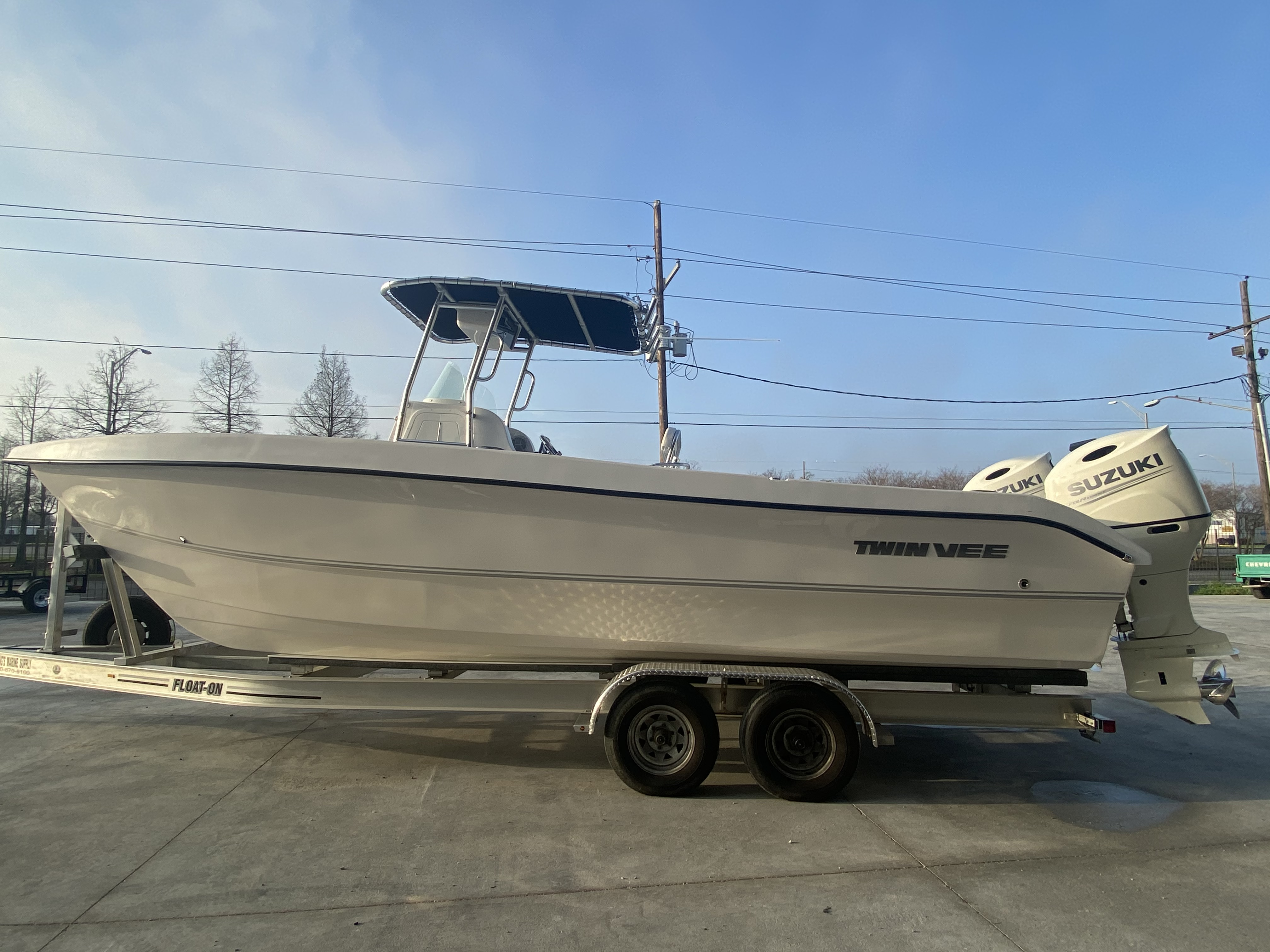 2020 Twin Vee boat for sale, model of the boat is 26 Pro & Image # 13 of 24