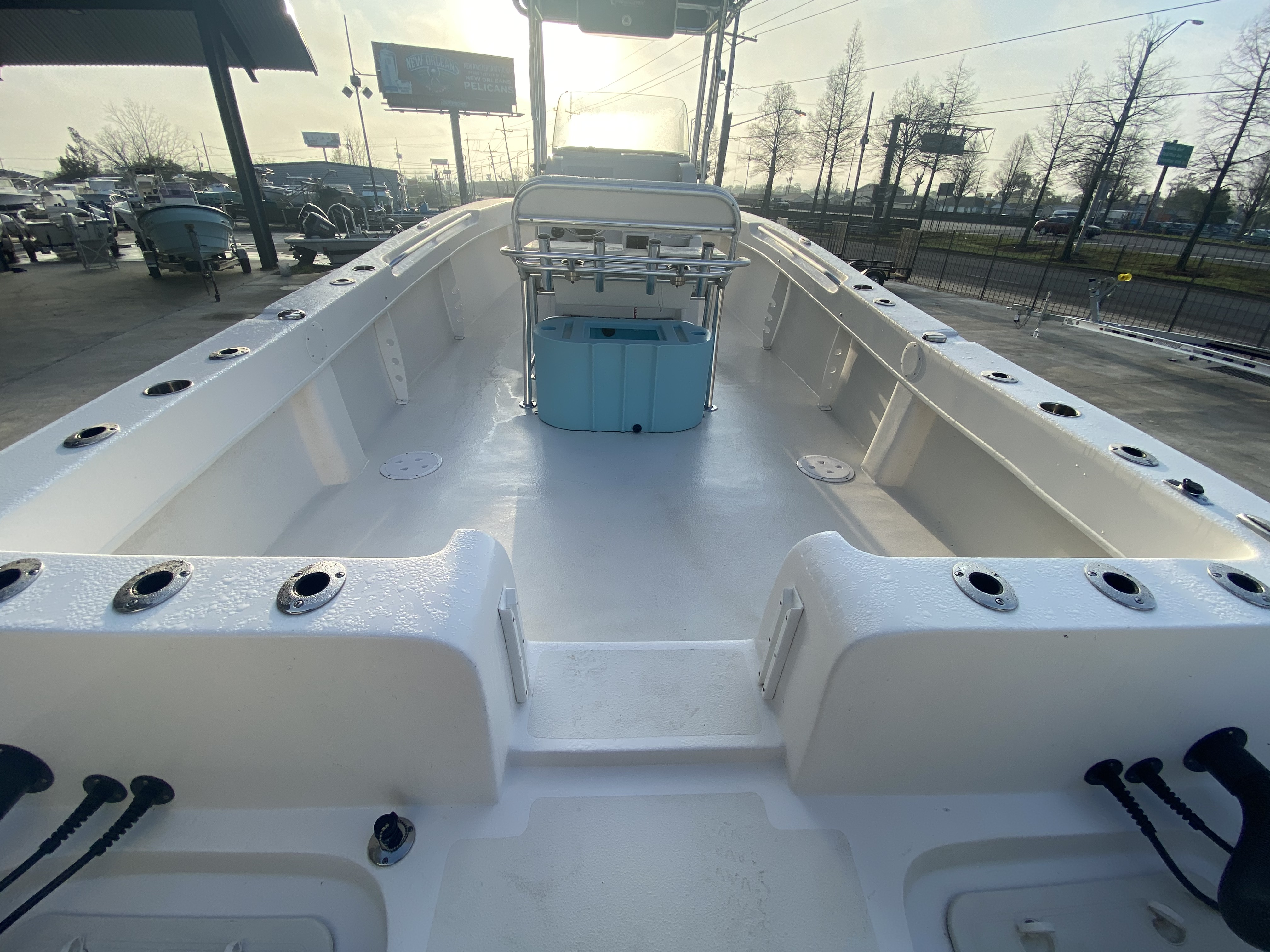 2020 Twin Vee boat for sale, model of the boat is 26 Pro & Image # 14 of 24