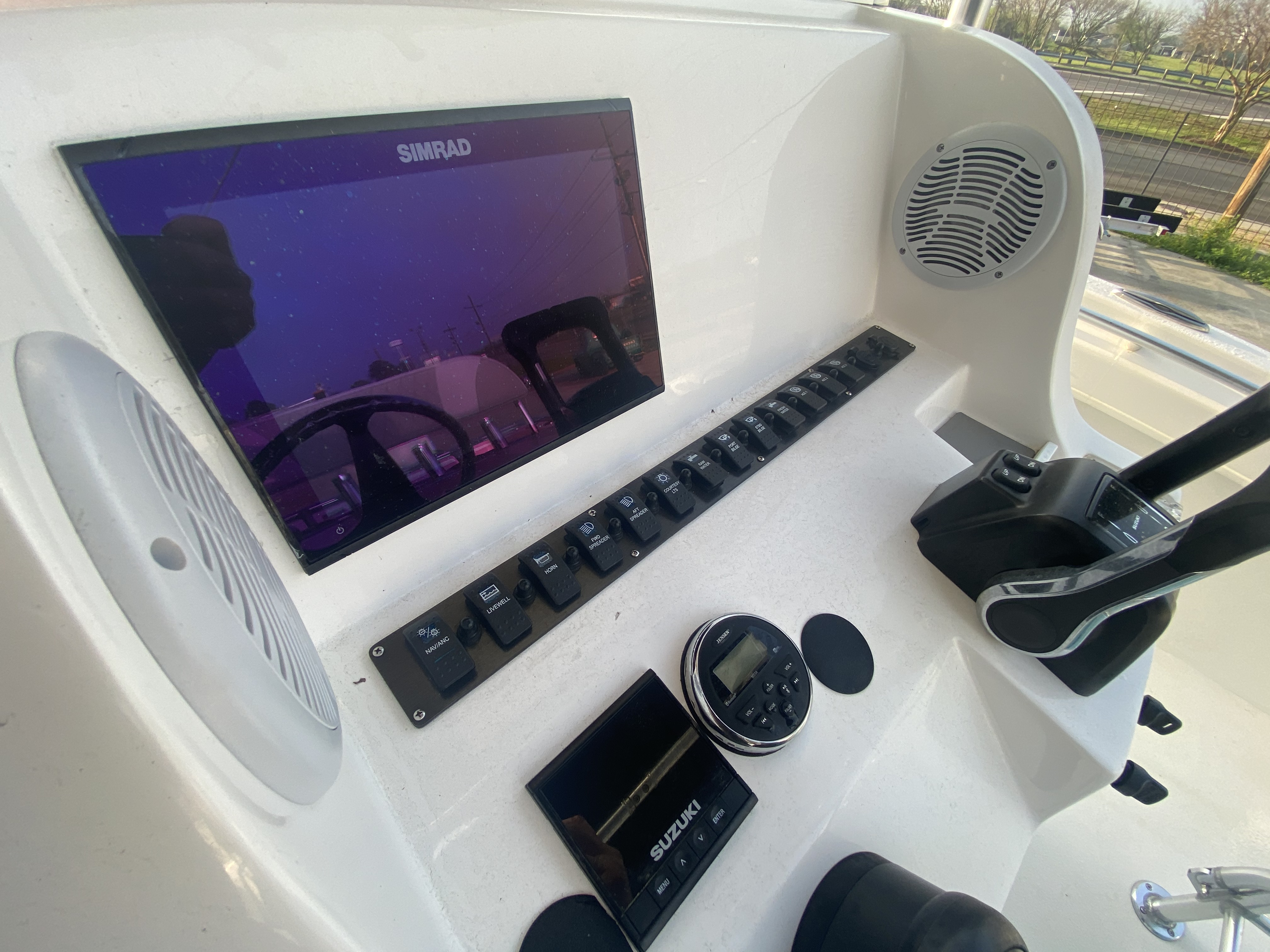 2020 Twin Vee boat for sale, model of the boat is 26 Pro & Image # 16 of 24