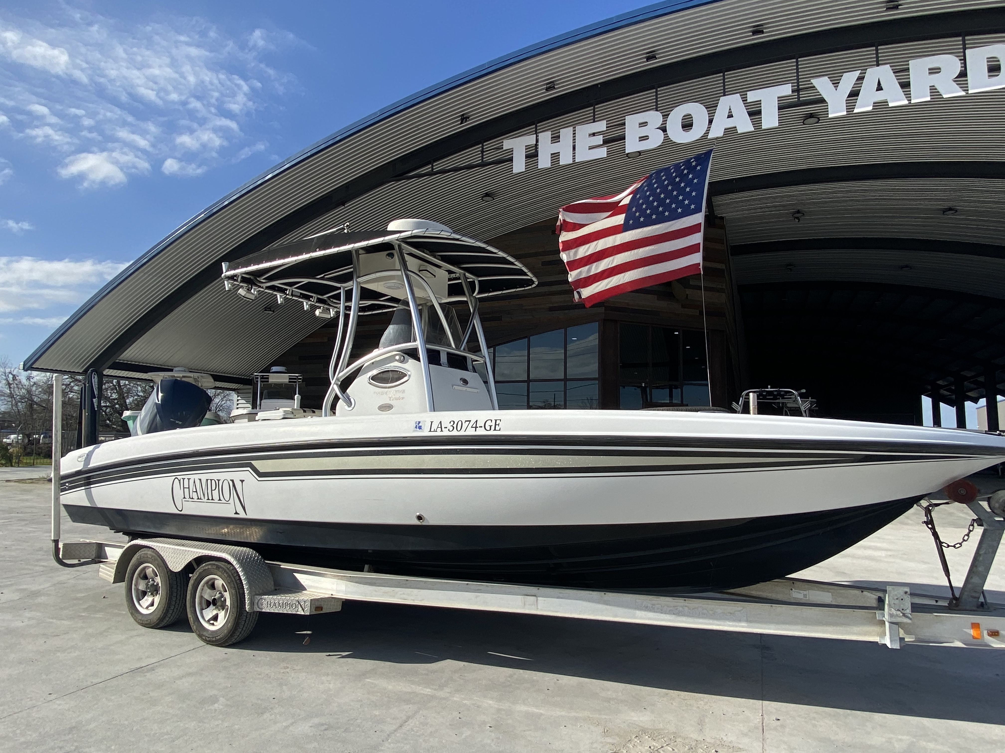 2010 Champion boat for sale, model of the boat is 25 BAY & Image # 18 of 25