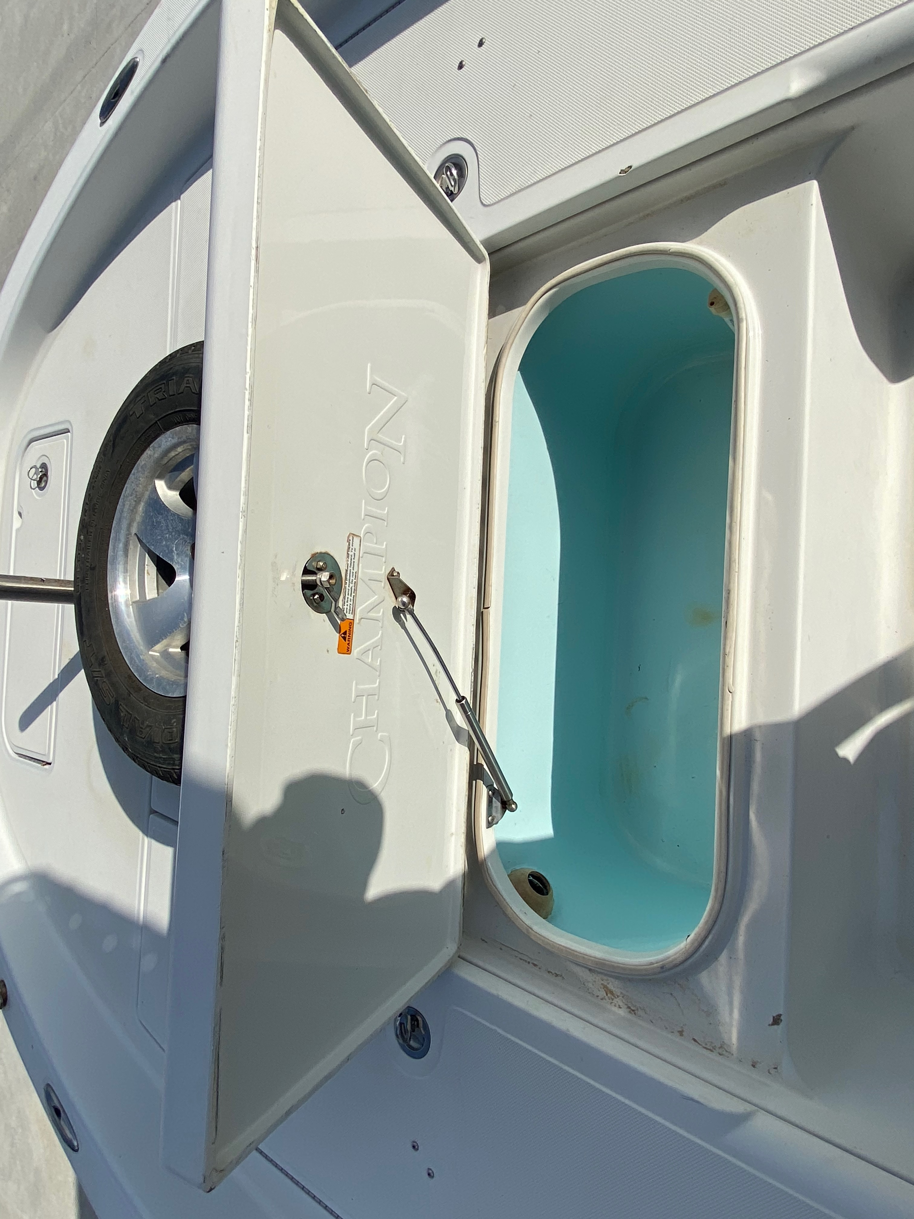 2010 Champion boat for sale, model of the boat is 25 BAY & Image # 25 of 25