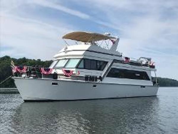 2002 Darling Yachts 60x17