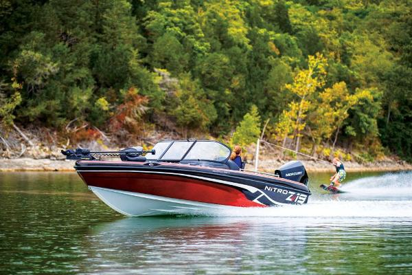 2019 Nitro boat for sale, model of the boat is ZV19 Sport & Image # 22 of 40
