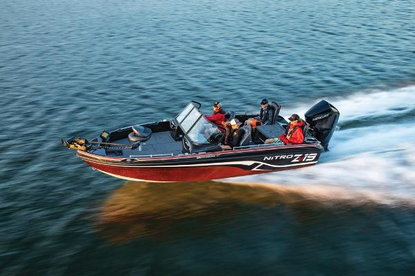 2019 Nitro boat for sale, model of the boat is ZV19 Sport & Image # 24 of 40