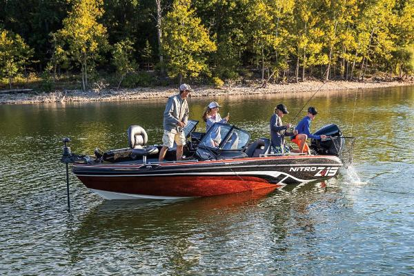 2019 Nitro boat for sale, model of the boat is ZV19 Sport & Image # 25 of 40
