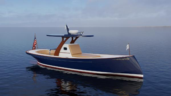 2019 CUSTOM CAROLINA M30  Moores Yachts