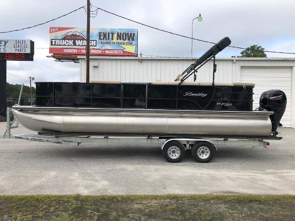 2021 Bentley boat for sale, model of the boat is 243 Fish & Image # 7 of 29