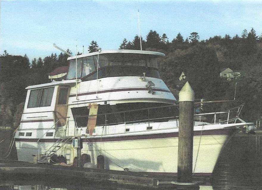 1983 Gulfstar Tri Cabin