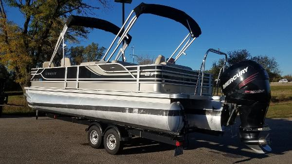 2012 Crest boat for sale, model of the boat is 250SLR Caribbean & Image # 3 of 24