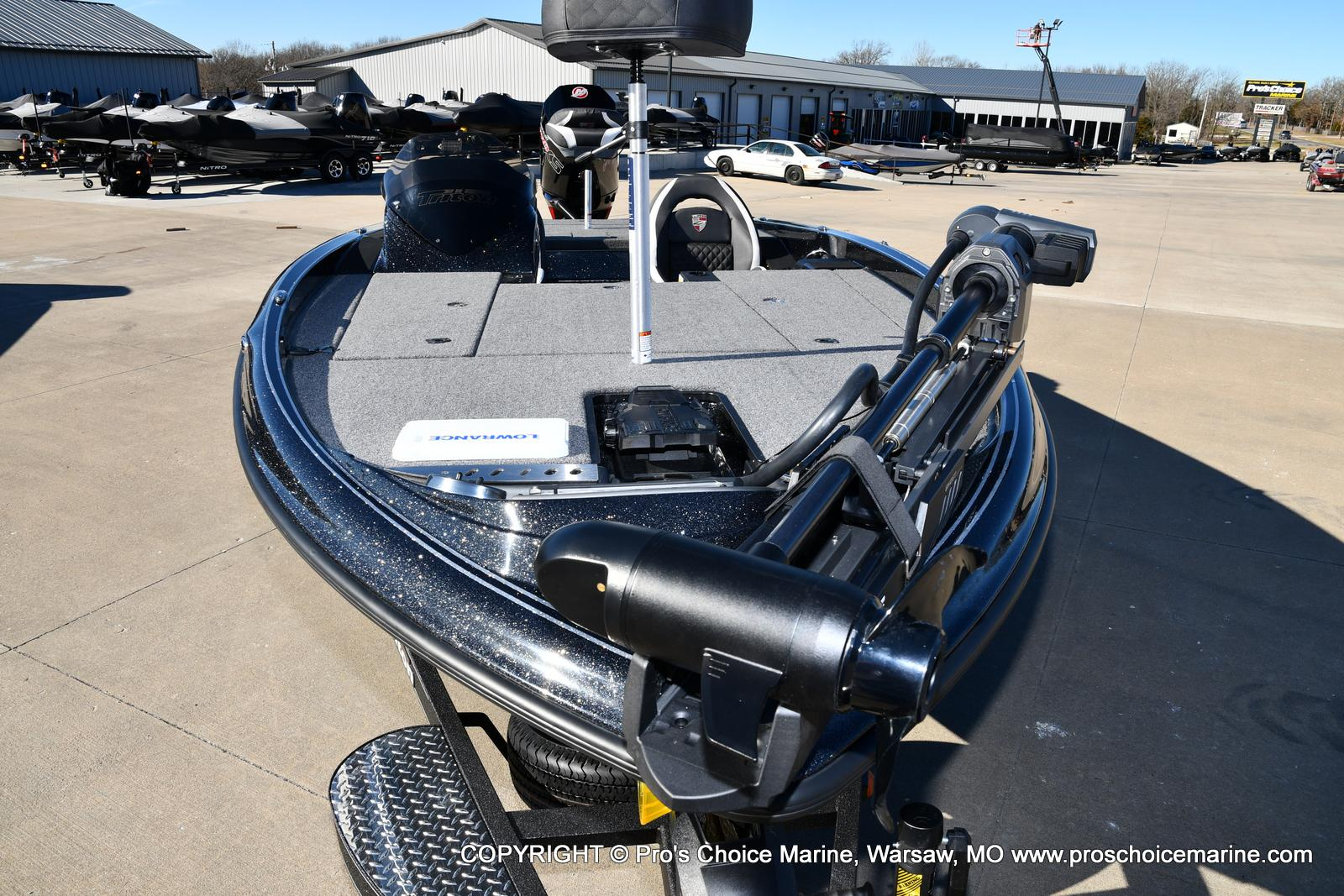 2021 Triton boat for sale, model of the boat is 19 TRX PATRIOT w/225HP PRO-XS & Image # 20 of 50