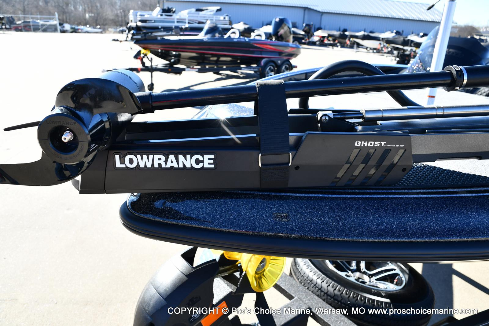 2021 Triton boat for sale, model of the boat is 19 TRX PATRIOT w/225HP PRO-XS & Image # 6 of 50