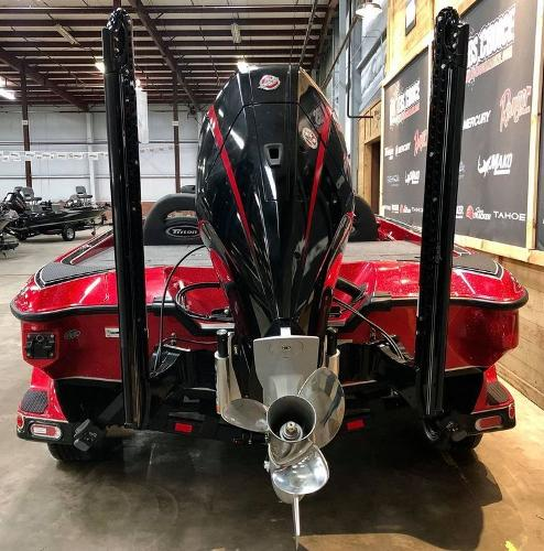 2021 Triton boat for sale, model of the boat is 20 TRX Patriot & Image # 4 of 18
