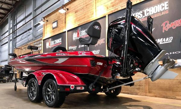 2021 Triton boat for sale, model of the boat is 20 TRX Patriot & Image # 18 of 18