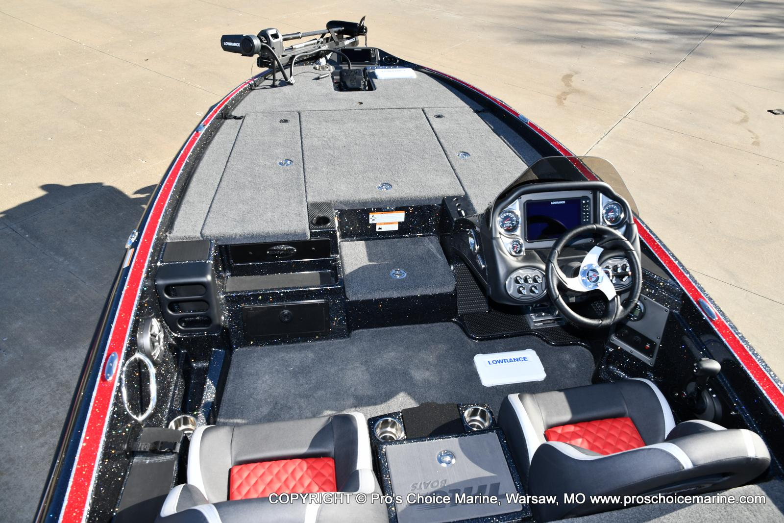 2021 Triton boat for sale, model of the boat is 19 TRX PATRIOT w/225HP PRO-XS & Image # 26 of 50