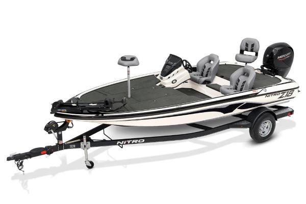 2020 Nitro boat for sale, model of the boat is Z18 & Image # 1 of 54