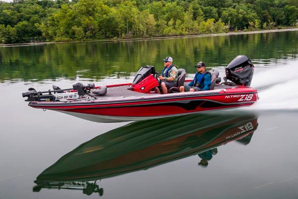 2020 Nitro boat for sale, model of the boat is Z18 & Image # 6 of 54