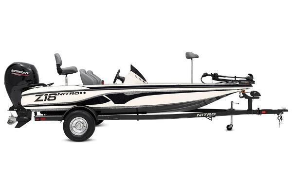 2020 Nitro boat for sale, model of the boat is Z18 & Image # 10 of 54
