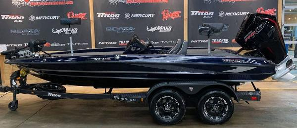 2021 Triton boat for sale, model of the boat is 189 TRX & Image # 1 of 17