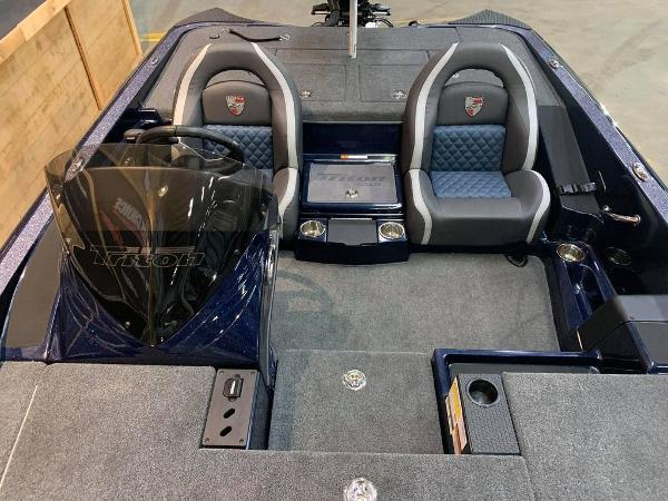 2021 Triton boat for sale, model of the boat is 189 TRX & Image # 4 of 17