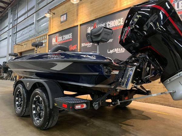 2021 Triton boat for sale, model of the boat is 189 TRX & Image # 17 of 17