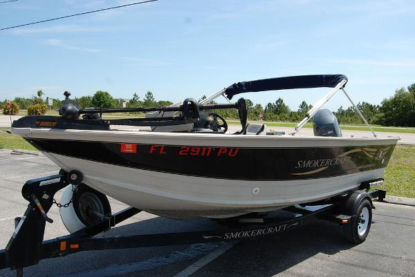 2001 Smoker Craft boat for sale, model of the boat is 171 & Image # 5 of 9