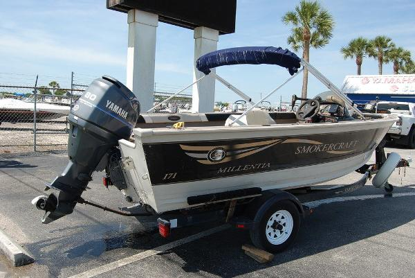 2001 Smoker Craft boat for sale, model of the boat is 171 & Image # 6 of 9