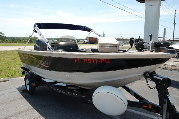 2001 Smoker Craft boat for sale, model of the boat is 171 & Image # 9 of 9