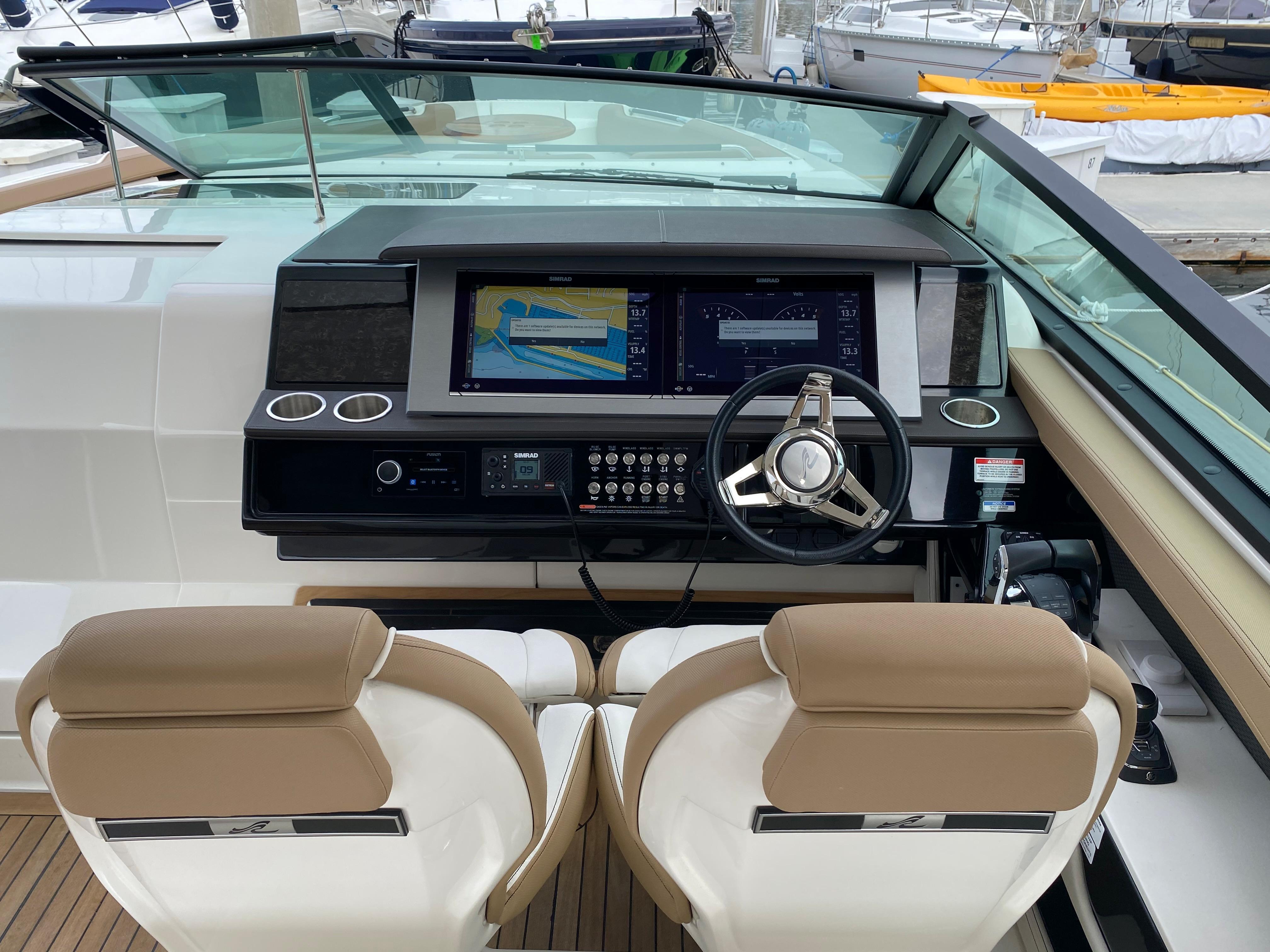 2019 Sea Ray SLX 400 #TB1347MC inventory image at Sun Country Coastal in Dana Point