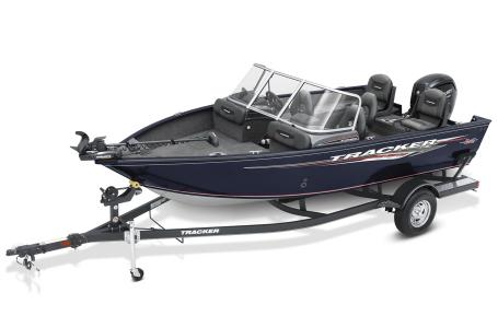 2021 Tracker Boats boat for sale, model of the boat is Pro Guide 175 CB & Image # 1 of 34