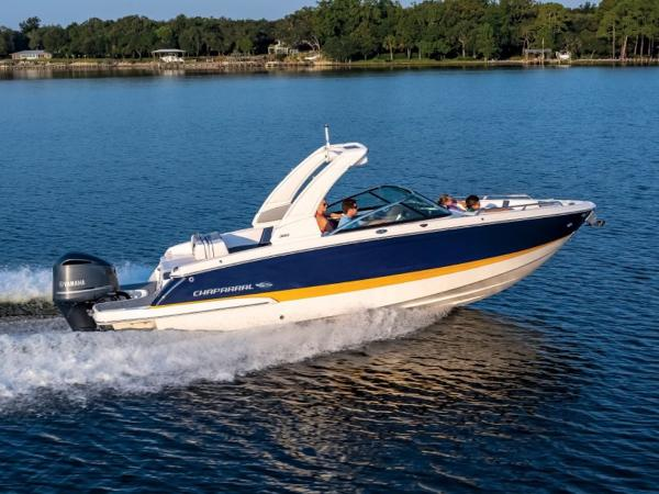 2021 Chaparral boat for sale, model of the boat is 267 SSX OB & Image # 1 of 9