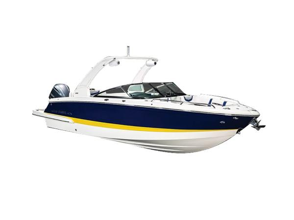 2021 Chaparral boat for sale, model of the boat is 267 SSX OB & Image # 7 of 9