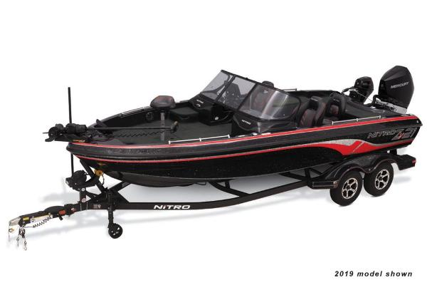 2020 Nitro boat for sale, model of the boat is ZV21 Pro & Image # 2 of 9