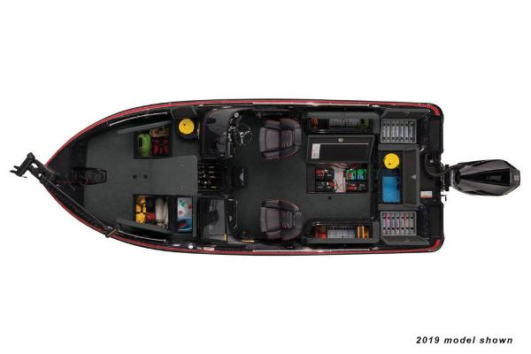 2020 Nitro boat for sale, model of the boat is ZV21 Pro & Image # 6 of 9