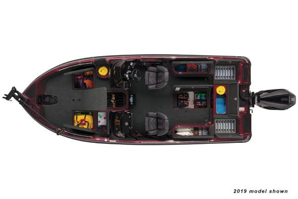 2020 Nitro boat for sale, model of the boat is ZV21 Pro & Image # 7 of 9