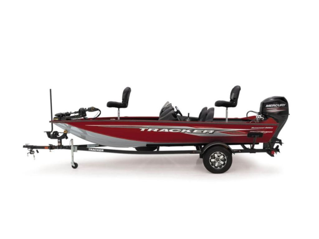 2021 Tracker Boats boat for sale, model of the boat is Pro Team 175 TXW® Tournament Ed. & Image # 1 of 11