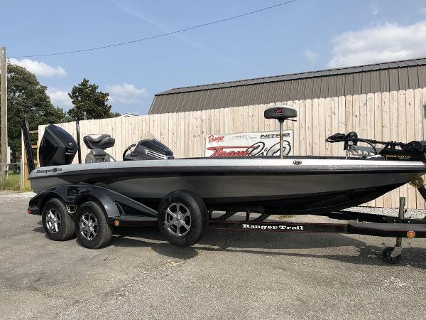 2018 Ranger Boats boat for sale, model of the boat is Z520C & Image # 1 of 29