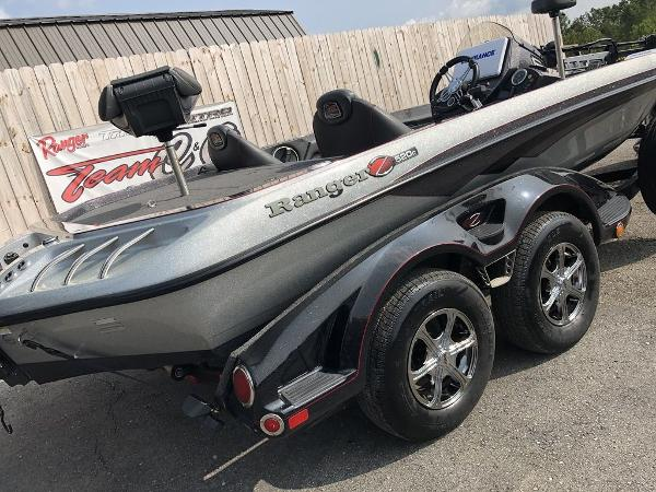 2018 Ranger Boats boat for sale, model of the boat is Z520C & Image # 5 of 29