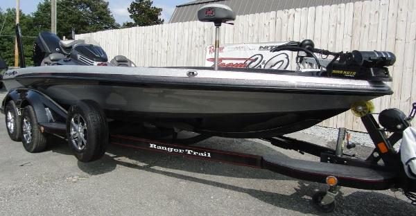 2018 Ranger Boats boat for sale, model of the boat is Z520C & Image # 10 of 29