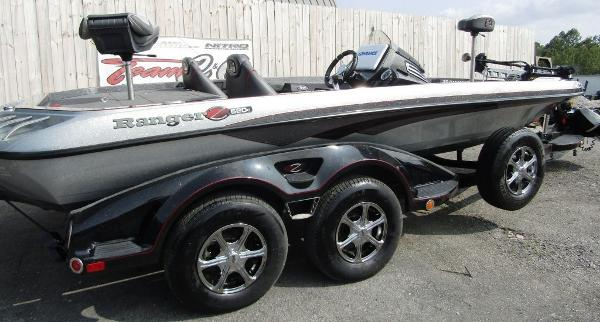 2018 Ranger Boats boat for sale, model of the boat is Z520C & Image # 11 of 29