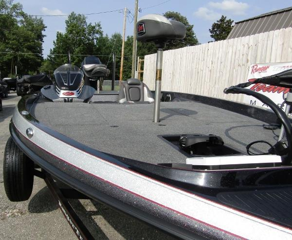 2018 Ranger Boats boat for sale, model of the boat is Z520C & Image # 14 of 29