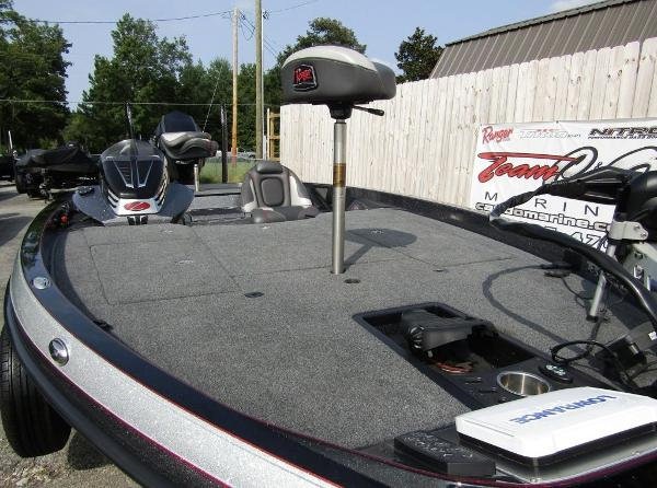 2018 Ranger Boats boat for sale, model of the boat is Z520C & Image # 18 of 29