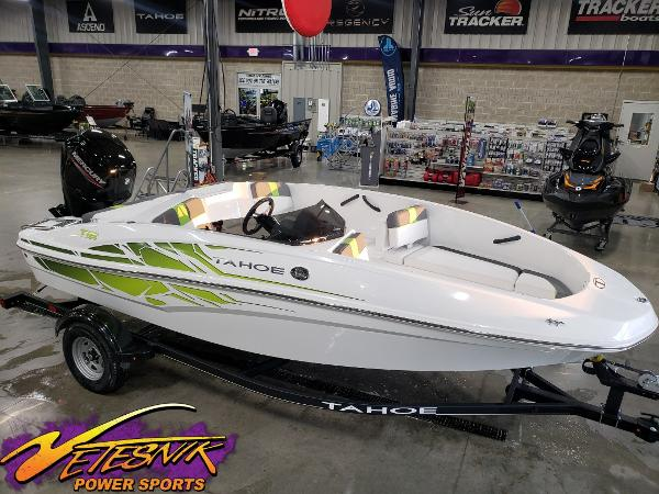 2021 Tahoe boat for sale, model of the boat is T16 & Image # 1 of 21