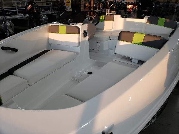 2021 Tahoe boat for sale, model of the boat is T16 & Image # 3 of 21