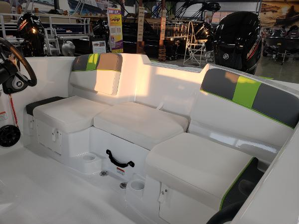 2021 Tahoe boat for sale, model of the boat is T16 & Image # 7 of 21