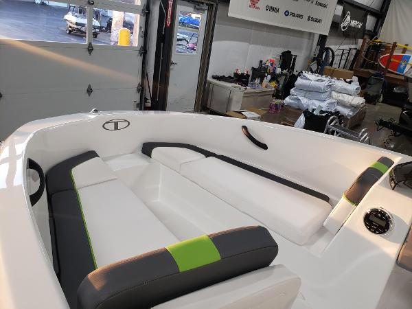 2021 Tahoe boat for sale, model of the boat is T16 & Image # 8 of 21