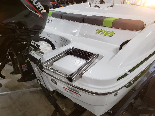 2021 Tahoe boat for sale, model of the boat is T16 & Image # 14 of 21