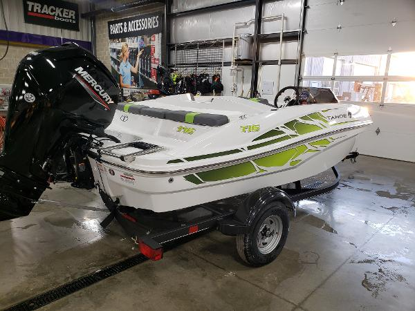 2021 Tahoe boat for sale, model of the boat is T16 & Image # 16 of 21
