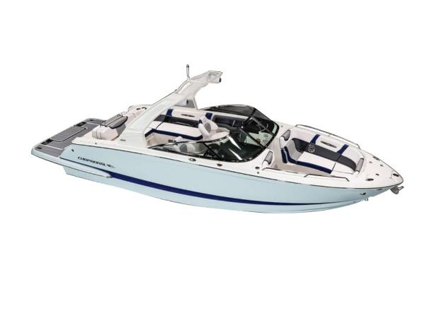 2021 Chaparral boat for sale, model of the boat is 287 SSX & Image # 9 of 12