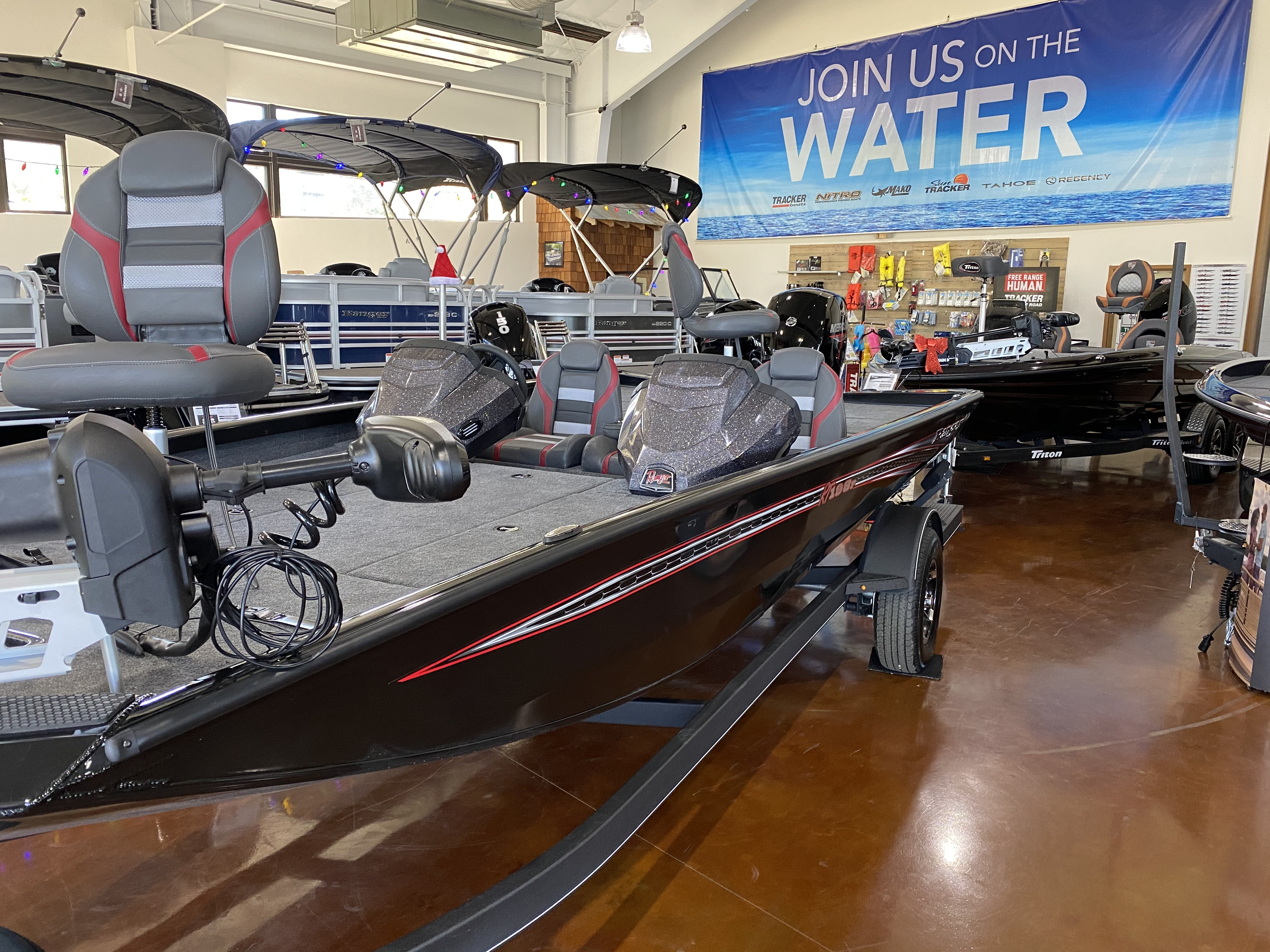 2021 Ranger Boats boat for sale, model of the boat is RT 198P & Image # 4 of 5