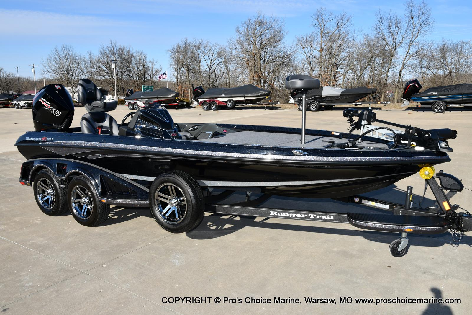 2021 Ranger Boats boat for sale, model of the boat is Z520L TOURING PACKAGE & Image # 1 of 50